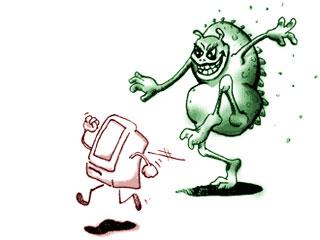 Защита вашего компьютера от вирусов