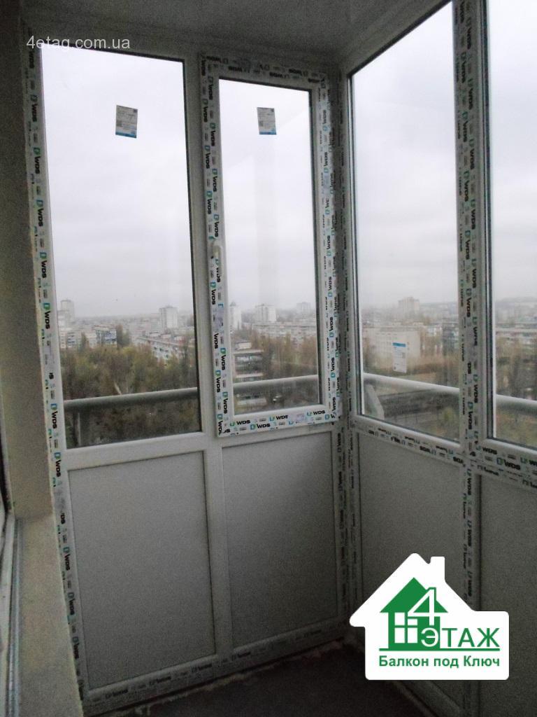 Застеклить балкон Волгоград Остекление балконов и лоджий